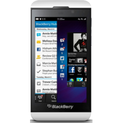 Telefon Mobil BlackBerry Z10 3G White