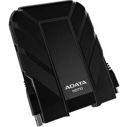 ADATA HDD Extern 500GB 2.5'' Black USB 3.0 Water & Shock Proof AHD710-500GU3-CBK