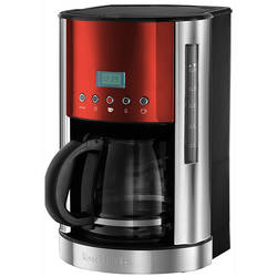 Russell Hobbs Cafetiera 1,8 L /14 cesti Ruby Red 18626-56