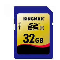 KINGMAX Secure Digital Card 32GB, Clasa 10 KM32GSDHC10