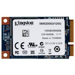 KINGSTON SSD 120GB mS200 mSATA SMS200S3/120G