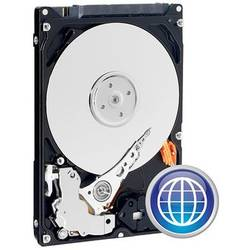 Western Digital HDD Notebook 1TB 5400RPM 8MB, SATA3 WD10JPVX