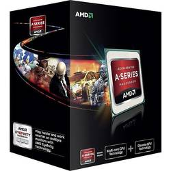 AMD Procesor A10 X4 6800K, Socket FM2, 4.4GHz AD680KWOHLBOX