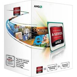 AMD Procesor A10 X4 6700, Socket FM2, 4.3GHz AD6700OKHLBOX