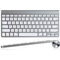 Apple Tastatura Wireless Bluetooth, compatibila iPad, iMac, Mac MC184Z/B