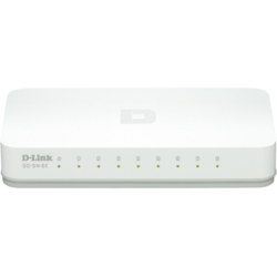 D-Link Switch Desktop 8 porturi GO-SW-8E
