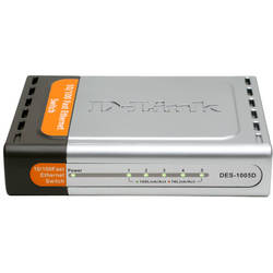 D-Link Switch Desktop 5 porturi DES-1005D