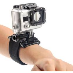 WRIST HOUSING HERO3 GoPro