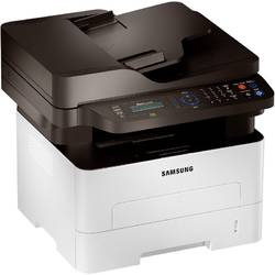 Samsung Multifunctional laser mono, Print/Scan/Copy, Fax, USB, ADF, SL-M2675F/SEE