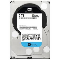 Western Digital HDD Server 2TB 7200RPM 64MB, SATA 3 WD2000F9YZ