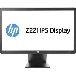 "HP Monitor LED Z22i 21.5"" IPS Panel"