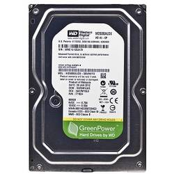 Western Digital HDD Desktop 500GB, AV-GP, SATA3, IntelliPower, 32MB