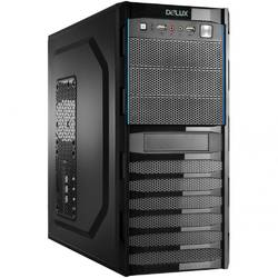 DELUX Carcasa Middletower ATX 450W