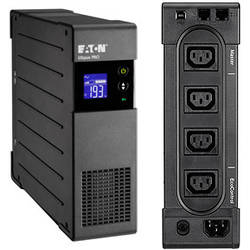 Eaton UPS Ellipse PRO 850VA/510W, Rack/Tower, 4 x IEC OUTPUTS, AVR, Management USB, RS232