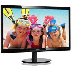 "Monitor LED Philips 246V5LHAB 24"" 5ms black"