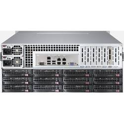 "SUPERMICRO Server 4U Rack, 36x Hot-swap 3.5"" SATA, Supports 2 x Intel Xeon E5-2600, supports up to 1TB DDR3 ECC"