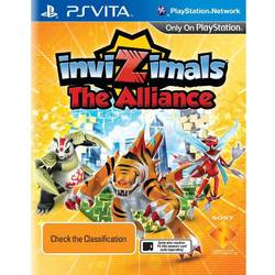Joc PSVita INVIZIMALS: THE ALLIANCE