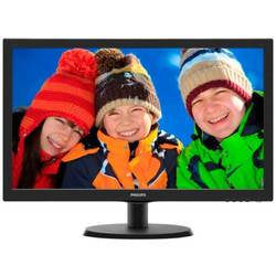 "Monitor LED Philips 223V5LSB2/10 21.5"" 5ms black"
