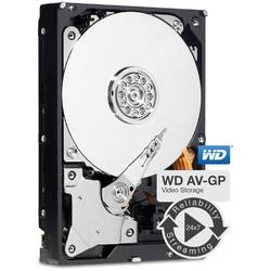 Western Digital HDD Desktop 4TB AV-GP, SATA3, 5400rpm, 64MB