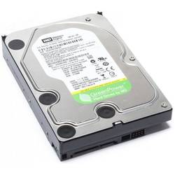 Western Digital HDD 2TB AV-GP, Serial ATA3, IntelliPower, 64MB