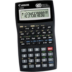 Canon Calculator birou F502G