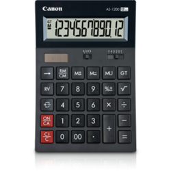 Canon Calculator birou AS1200, 12 digits