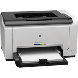 HP Imprimante laser color LJ Pro CP1025 Color Printer