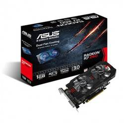 ASUS Placa video R7 260 1GB DDR5 R7260-1GD5