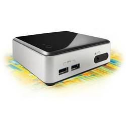 Mini Sistem PC Intel NUC (Next Unit of Computing) D34010WYK2Intel Core i3-4010U, Haswell, No RAM, No HDD, Intel HD Graphics 4400, 4 x USB 3.0, HDMI