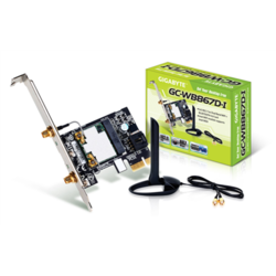 GIGABYTE WB867D-I WIRELESS PCI-e card 867MBPS and Bluetooth 4.0 wb867d-i