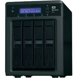 Western Digital NAS My Cloud EX4