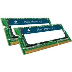 CORSAIR Memorie SODIMM Mac DDR3 kit 16GB (2x8GB) 1600 MHz