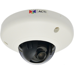 ACTI Camera IP 1.3MP Indoor Mini Dome