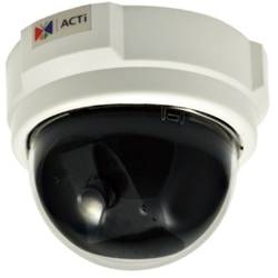 ACTI Camera IP Megapixel, Fixed Dome