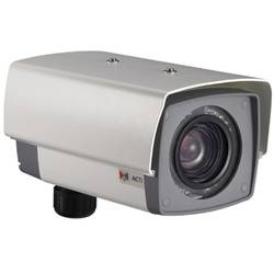 ACTI Camera IP 4-Megapixel,Outdoor, Box Camera