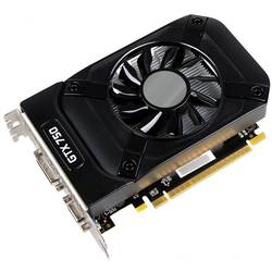 GIGABYTE Placa video GTX750 1024 MB GDDR5