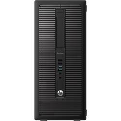 Sistem Desktop HP ProDesk 600 G1 Tower, Procesor Intel Core i5-4570 3.2GHz Haswell, 4GB DDR3, 500GB HDD, GMA HD 4600, Win 7 Pro / Win 8 Pro