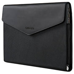 "Toshiba Geanta 13.3"" inch Laptop Sleeve - For PortEgE and Satellite R-series"