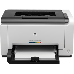 HP Imprimanta laser color LaserJet Pro CP1025nw A4, 16ppm a/n, 4ppm color, USB 2.0, Retea, WiFi