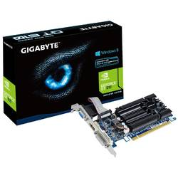 GIGABYTE Placa video GT 610, 1 GB DDR3 64 bit