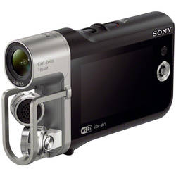 Camera video Sony Music Cam Recorder HDR-MV1, PCM linear, Wi-Fi, Full HD