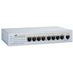 Allied Switch Unmanaged FS700 Series, 8 ports