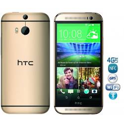 Telefon Mobil HTC One M8 16GB LTE Amber Gold
