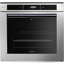 Whirlpool Cuptor incorporabil AKZM 6560 IXL, electric, grill, LCD, 15 functii, 6th Sence, clasa A+++, inox