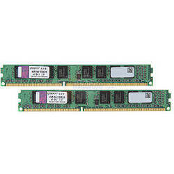 KINGSTON Memorie 8GB 1600MHz DDR3, 2x4GB