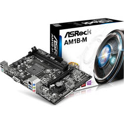 ASROCK Placa de baza socket AM1 mATX