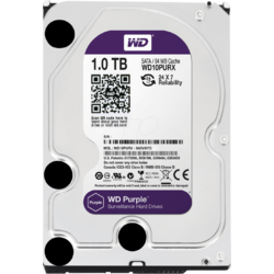 Hard disk Western Digital Purple 1TB SATA-III IntelliPower