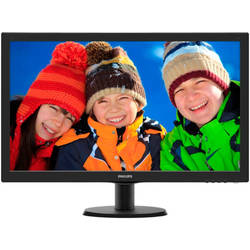 Monitor LED Philips Gaming 273V5LHSB/00 27 inch 1ms Black