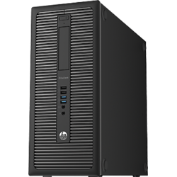 Sistem Desktop HP EliteDesk 800 G1, i7-4770 500GB 4GB WIN7 Pro H5U06EA
