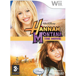 Joc WII HANNAH MONTANA THE MOVIE